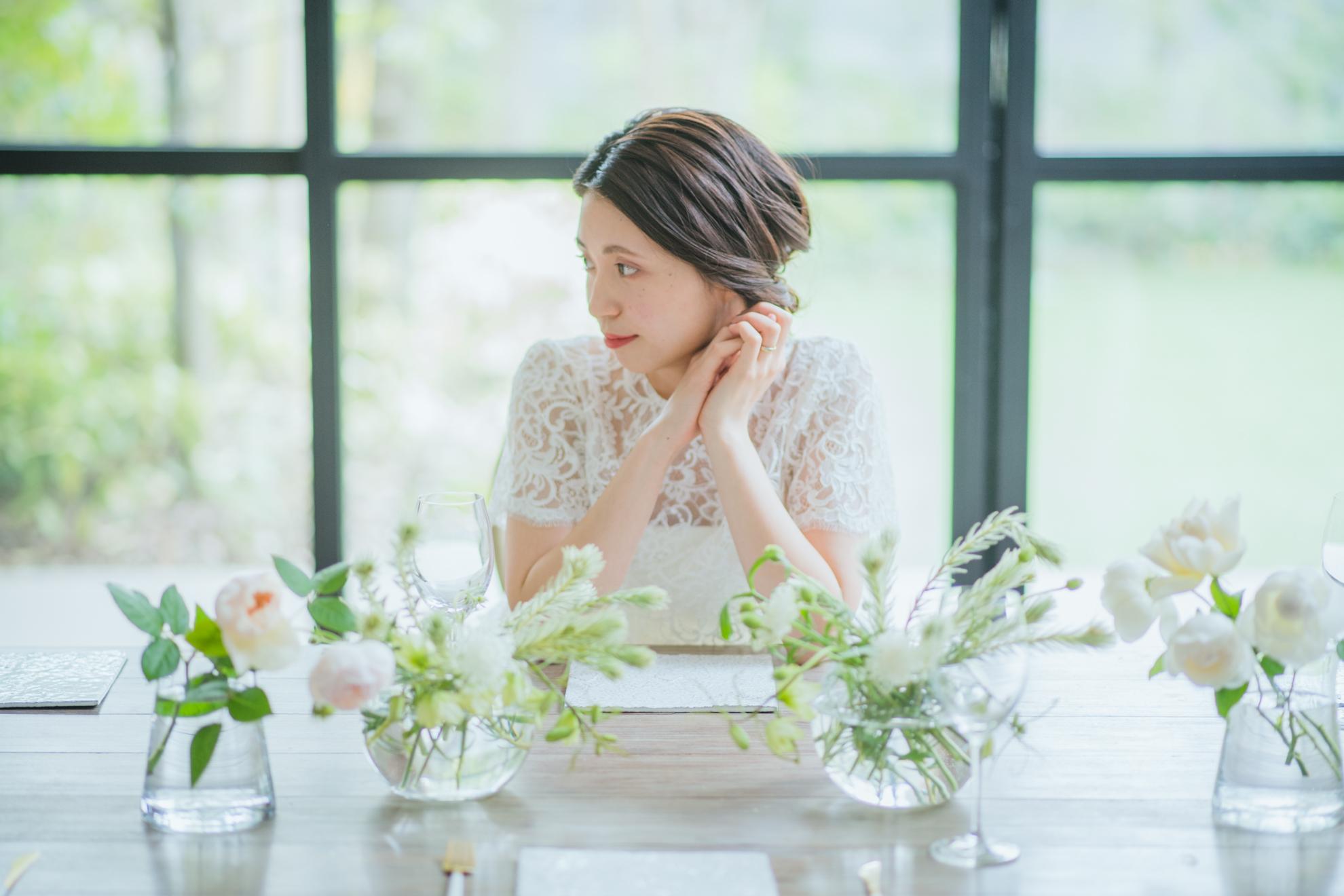 【ファミリー婚】少人数希望のお二人にピッタリ!豪華試食付きフェア